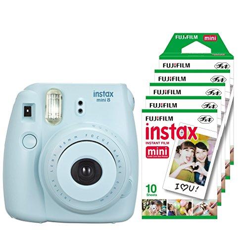 fujifilm-instax-mini-8-camara-instantanea-flash-1-60-sec-color-azul-5-paquetes-de-peliculas-fotograf