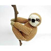 Perezoso de peluche, peluche oso perezoso, Crochet pereza, pereza juguetes, Amigurumi perezoso animal, peluche oso perezoso …