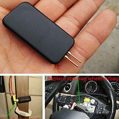 PERG Rate auto auto veicolo Airbag simulatore emulatore diagnostica SRS Tester di riparazione Tools