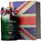 Williams GB Gin in Brand Book Giftbox, 50 cl