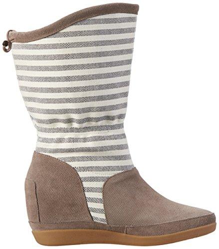 Shoe the Bear Emmy Iii Stripe, Bottes Classiques Femme Gris (140 Grey)