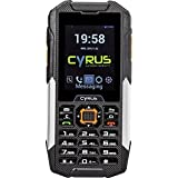 Cyrus CM16 Hybrid Android Outdoor-Handy Schwarz, IP-68, Mil 810G