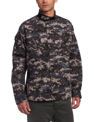 Propper Herren Tactical 65P/35C ACU Mantel Jacke, Herren, Subdued Digital, 4X-Large Regular - Acu Mantel