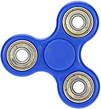Anself Tri Fidget mano dedo Spinner Spin Cornerstone Focus juguete EDC bolsillo DeskToy para niños adultos