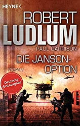 Die Janson-Option: Roman (JANSON-Serie 3)