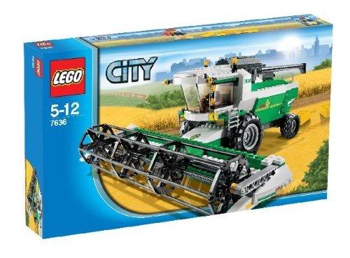 LEGO-City-7636-Combine-Harvester