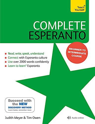 Complete Esperanto: Learn to read, write, speak and understand Esperanto