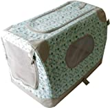 Pet Brands Me to You Canvas Pet Carrier, Large