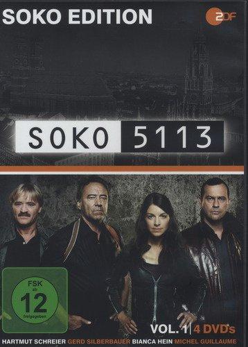 Vol. 1 - Soko Edition (4 DVDs)