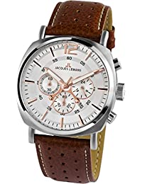 Jacques Lemans Sports Herrenarmbanduhr Lugano 1-1645D