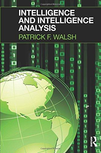Intelligence and Intelligence Analysis Cover Image