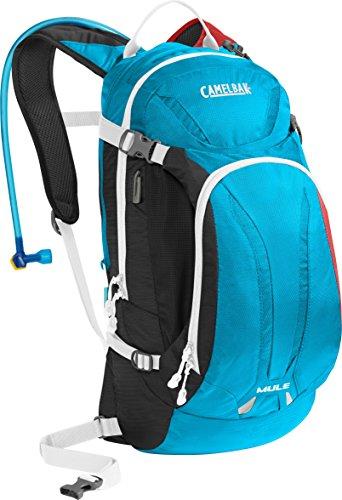 Mochila Hidratación Camelbak Mule - 9 Litre (With 3 Litre Reservoir) Charcl Atom (Default , Azul)