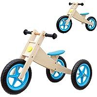 Vinz Kinderlaufrad | Laufrad Lernlaufrad Lauflernrad | ab 1 Jahre (18 Monaten) | Kinder Fahrrad Dreirad Kinderdreirad