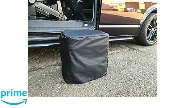 Fuel Lagoon Camping Toilet 20L porta potti Travel Waterproof Cover Wipe down Portable