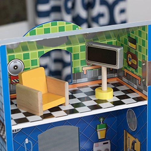 Puppenhaus für Jungen: KidKraft Helden des Alltags - 13