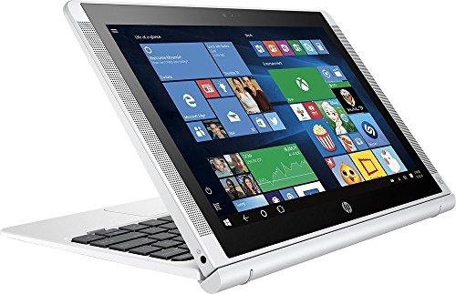 2017 Newest HP Pavilion x2 Detachable Premium Laptop PC 10.1 Inch HD IPS Touchscreen Intel Quad-Core Atom x5-Z8300 32GB eMMC SSD 2GB RAM 802.11ac Wifi Bluetooth Windows 10(Versión EE.UU., importado)