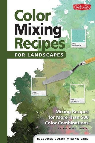 Color-test (Color Mixing Recipes for Landscapes)