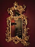 Casa-Padrino-Luxury-Designer-Wall-Mirror-Gold-Leaf-124-x-H-190-cm-Precious-Ornate
