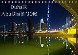 Dubai & Abu Dhabi 2016 (Tischkalender 2016 DIN A5 quer): Impressionen vom Persischen Golf (Monatskalender, 14 Seiten) (CALVENDO Orte)