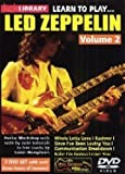 Learn to Play Led Zeppelin - Vol. 2 [Import anglais]