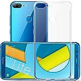 Etui Transparent pour Huawei Honor 9 LITE 4G - Coque gel de Protection en TPU Gel silicone Invisible 2018 - Accessoires pochette XEPTIO : Exceptional case