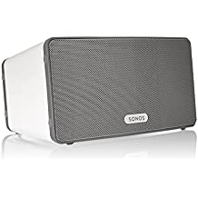SONOS PLAY:3 Smart Wireless Speaker, White