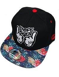 Prime Rubber Style Snapback Cap