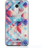 Xiaomi Redmi Note 3 Funda,Lizimandu 3D Patrón Protectiva Carcasa de Silicona Gel TPU estrecha Case Cover Para redmi note 3(Colorful Estopa/Colorful Pizzle)