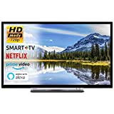 SMART TV 32 Pollici Televisore HD Ready 720p Toshiba 32W3863DA Cinema Serie Tv...