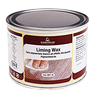 Liming Wax Kalkwachs Pigment Wachs weiss 500ml