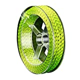 Best Fly Fishing Reels - Generic Double Color Fly Fishing Braided Backing Line Review
