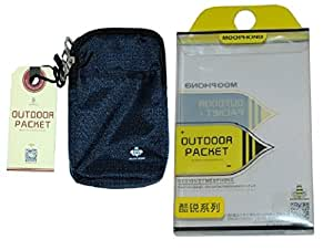 MEEPHONE OUTDOOR PACKET for Intex Aqua Q7 Pro and Save your important card , money ,document,etc