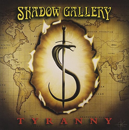 Shadow Gallery: Tyranny (Audio CD)
