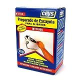 Ceys CEY400502509 Preparado De Escayola para Alisados 1 Kg