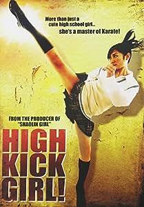 High Kick Girl [DVD] [2009] [Region 1] [US Import] [NTSC]