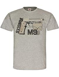 * Vintage Kustom HotRod Rockabilly Auto Car Worker-Shirt Kustom Shirt Hemd *1290