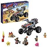 LEGO Movie 2 Il Buggy fuggi di Emmet e Lucy Gioco per Bambini, Colore Vari, 70829
