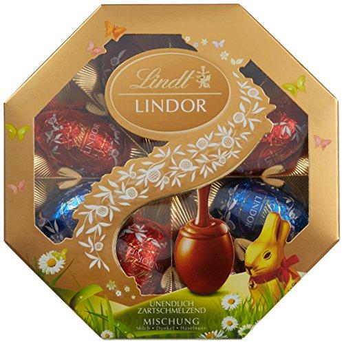 Lindt & Sprüngli Lindor Kassette, 1er Pack (1 x 144 g)