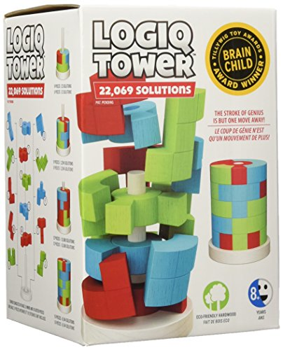 Great Circle Works Logiq Tower Puzzle