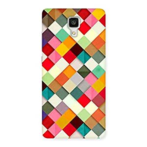 Cute ColorFull Ribbons Print Back Case Cover for Xiaomi Mi 4