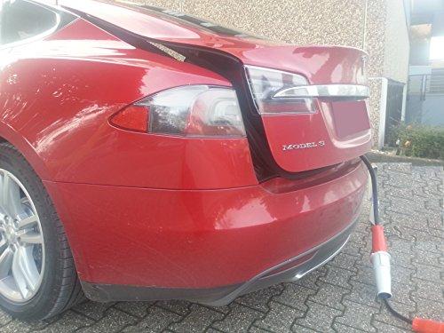 Preisvergleich Produktbild Lufty® - Tesla - Model S - Heckaufsteller (Gr.M, Standard)