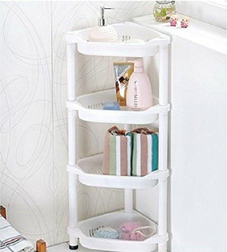 shower-caddy-corner-rust-proof-white-shelf-kitchen-bathroom-storage-unit-4-tier