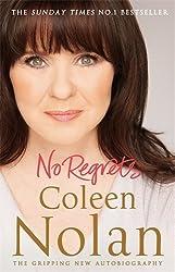 No Regrets by Coleen Nolan (2014-03-13)