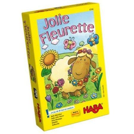 HABA-Jolie Fleurette, 004744
