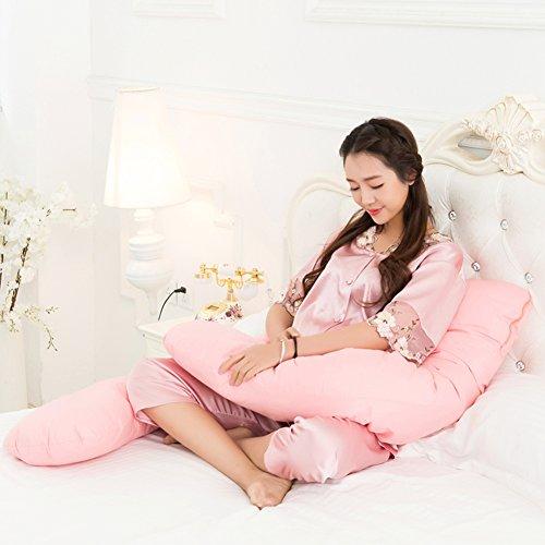 cuscino di gravidanza/Waist side sonno cuscino/ donna incinta/Multifunzioneu dormiente/ stomaco ascensore/ l'allattamento al seno cuscino-F