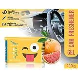 Clean Air Car Odor Absorbing Gel - Tease - 100 g