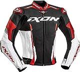 Ixon Blouson moto Vortex 2 Jkt NOIR/BLANC/ROUGE, Noir/Blanc/Rouge, L