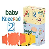 #10: Baby Safety Kneepad 2 Pairs (Yellow & Orange)