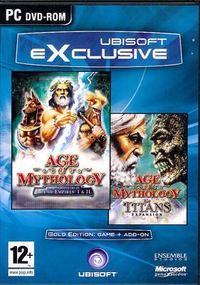 Age of Mythology Gold Edition Ga...