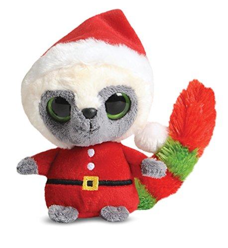 Aurora World YooHoo Peluche et vos amis YooHoo Peluche Aspirants Père Noël jouet